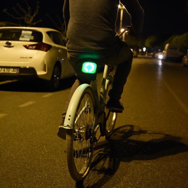 Sacoche de selle pour vélo