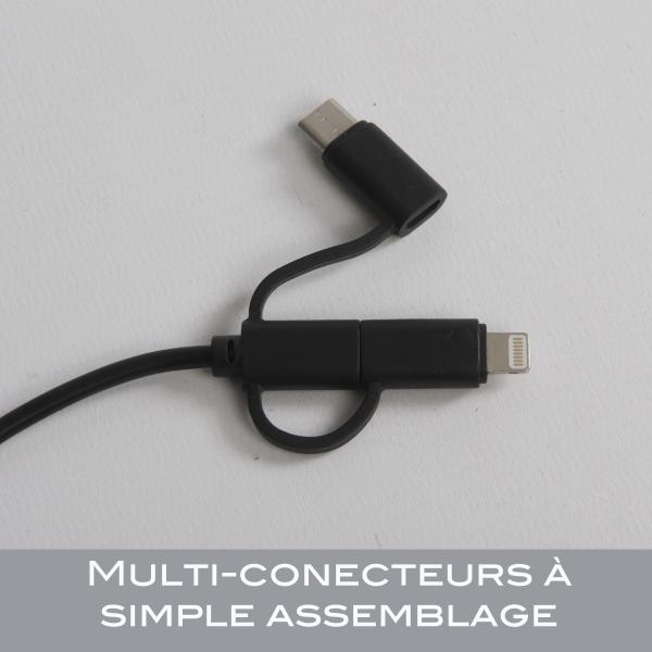 Cable Muticonnecteur