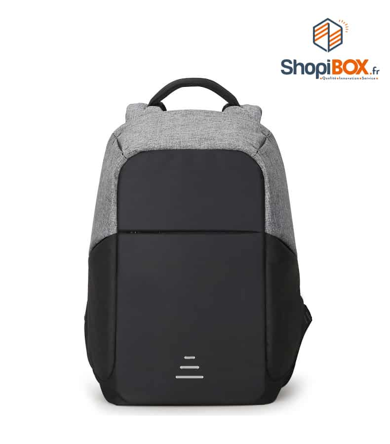 check-out 67f65 c683a Sac à dos anti-pickpocket Groovy