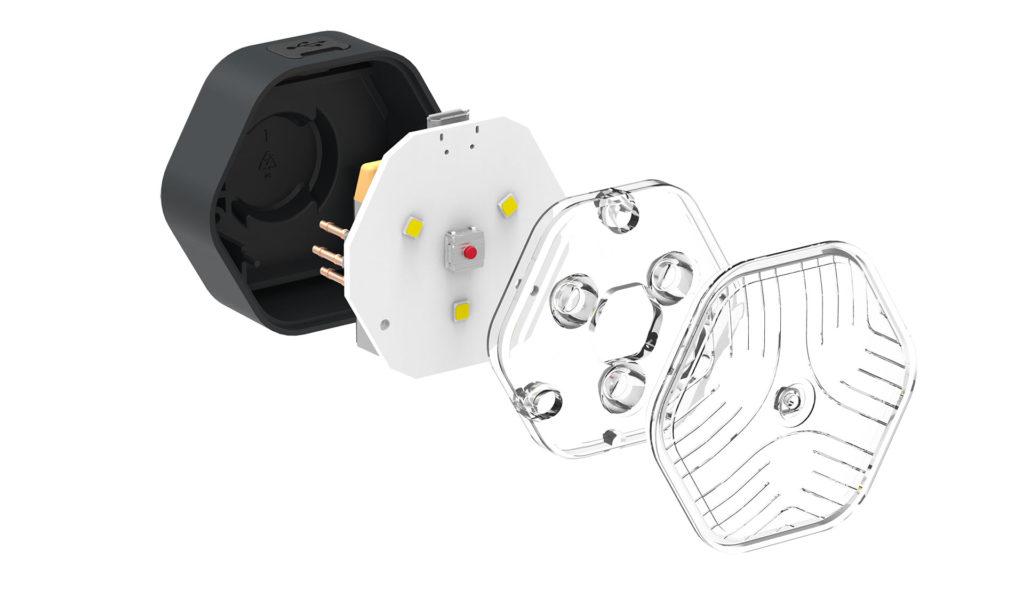 Lampe multifonction
